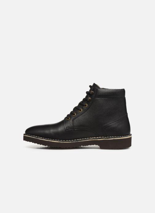 Bottines et boots Kickers TREND H Noir vue face