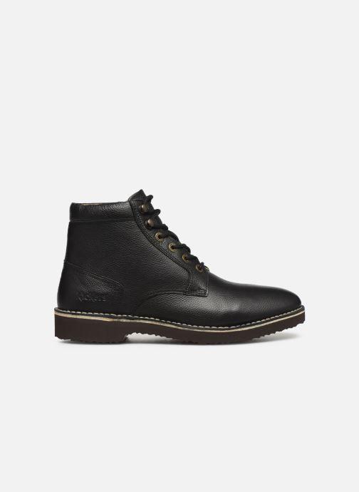 Bottines et boots Kickers TREND H Noir vue derrière