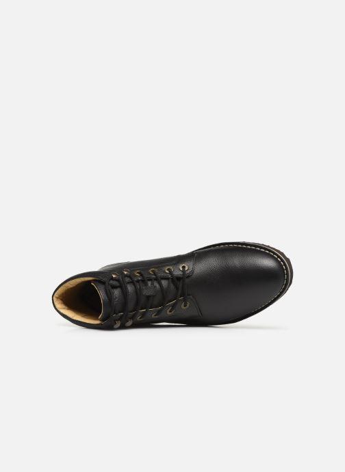 Bottines et boots Kickers TREND H Noir vue gauche