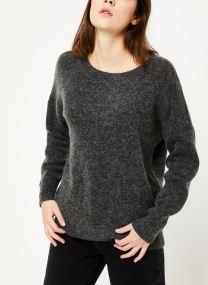 Pull - Femme Mohair O Pullover
