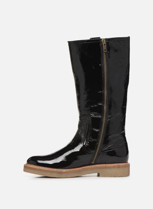 Støvler & gummistøvler Kickers OXFORDALIER Sort se forfra