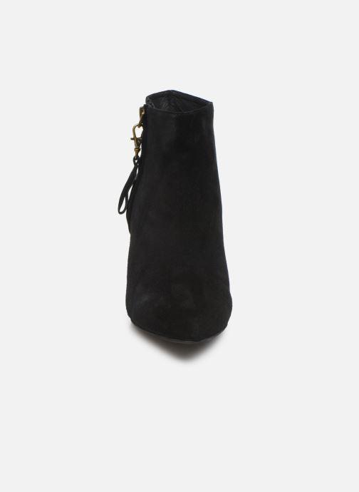 Bottines et boots Shoe the bear AGNETE GOLD S Noir vue portées chaussures