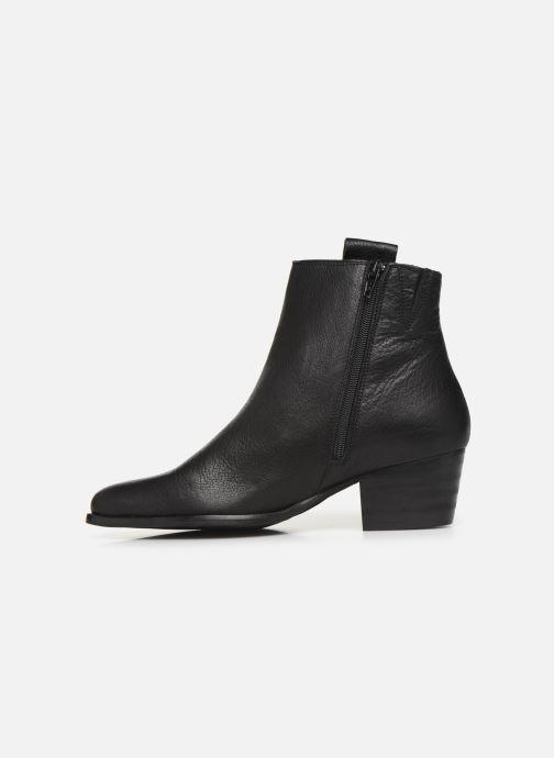 Boots en enkellaarsjes Shoe the bear LEILA STUDS Zwart voorkant
