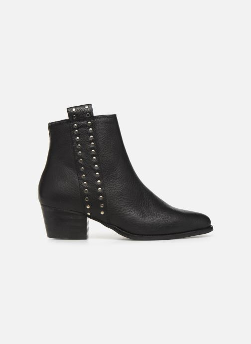 Boots en enkellaarsjes Shoe the bear LEILA STUDS Zwart achterkant