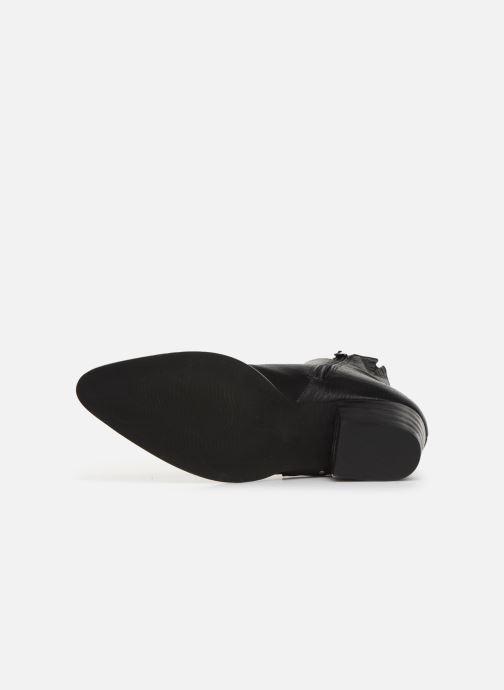 Bottines et boots Shoe the bear LEILA STUDS Noir vue haut