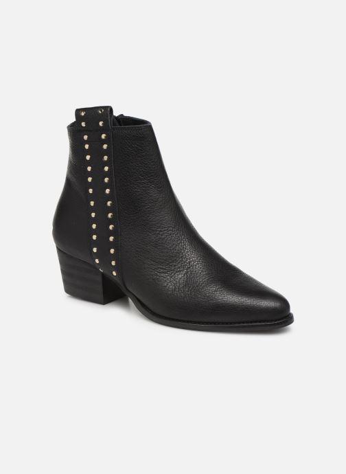 Bottines et boots Shoe the bear LEILA STUDS Noir vue détail/paire