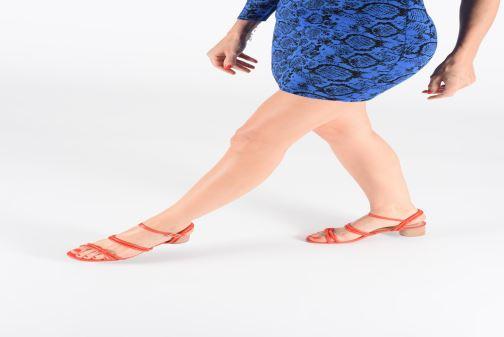 The Aya Knot Bear Nu Shoe SandalnoirSandales pieds Sarenza405331 Et Chez Aj5q3R4L