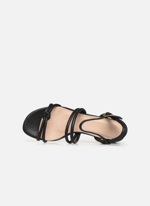Sandales et nu-pieds Shoe the bear AYA KNOT SANDAL Noir vue gauche