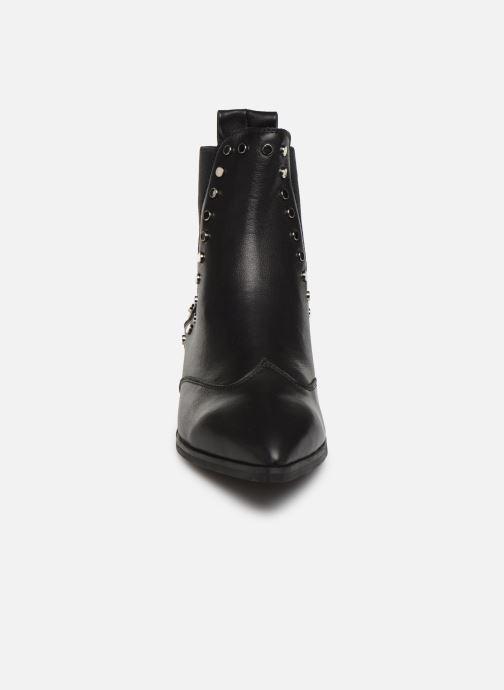 Bottines et boots Shoe the bear LINN CHELSEA L Noir vue portées chaussures