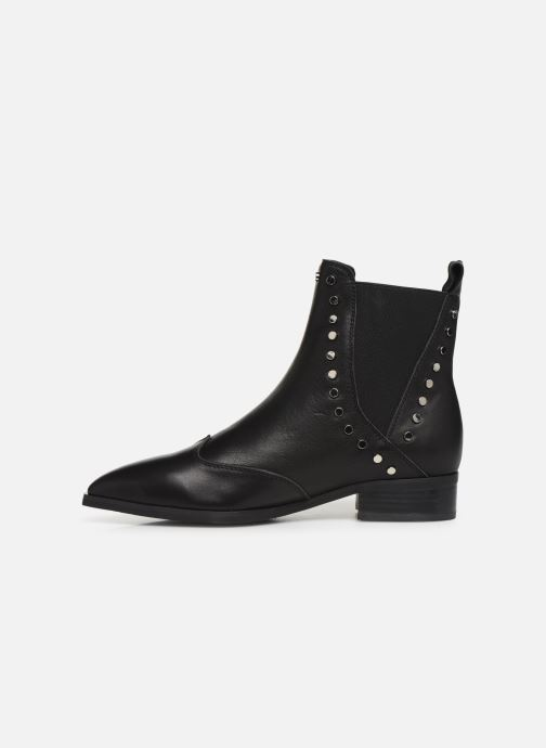Boots en enkellaarsjes Shoe the bear LINN CHELSEA L Zwart voorkant
