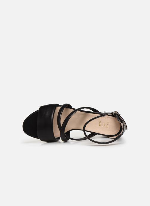 Sandales et nu-pieds Shoe the bear MAY PUFF L Noir vue gauche