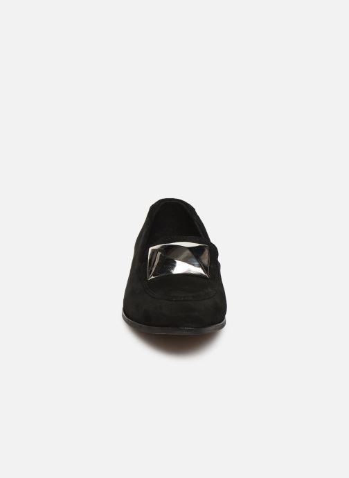 Mocassins Shoe the bear JUNO STONE Noir vue portées chaussures