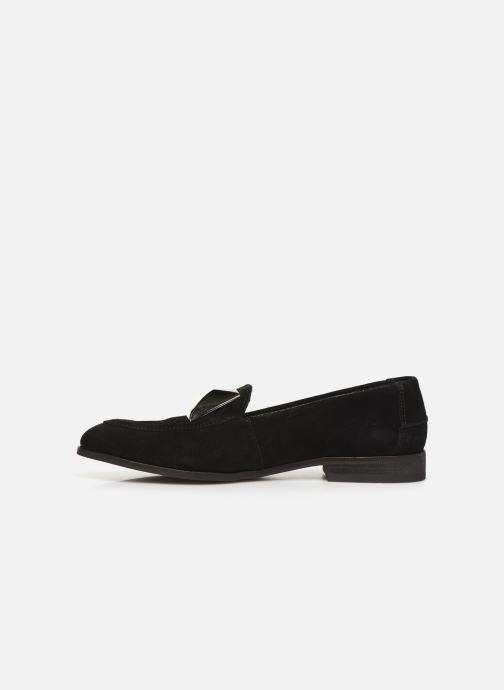 Mocassins Shoe the bear JUNO STONE Zwart voorkant