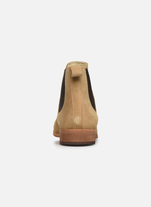 Bottines et boots Shoe the bear CHELSEA S Beige vue droite