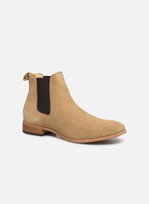 Bottines et boots Shoe the bear CHELSEA S Beige vue détail/paire