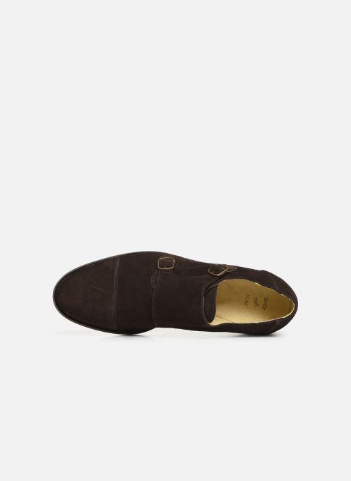Gesp schoenen Shoe the bear MILES S Bruin links