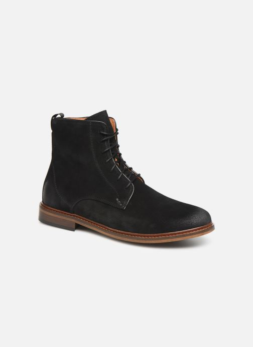 Boots en enkellaarsjes Shoe the bear NED S Zwart detail