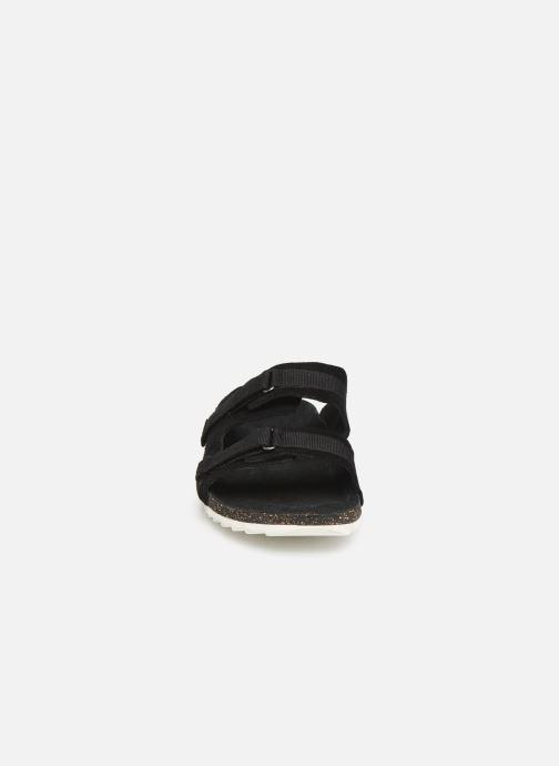 Sandales et nu-pieds Shoe the bear SHORE Noir vue portées chaussures