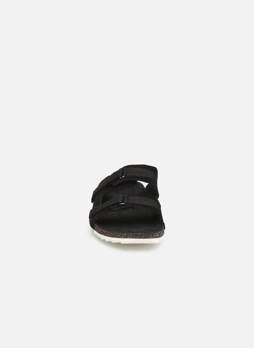 Sandalen Shoe the bear SHORE schwarz schuhe getragen