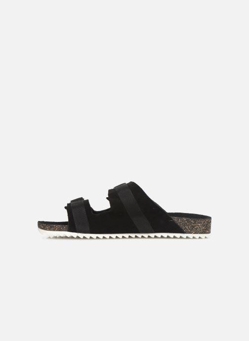 Sandalen Shoe the bear SHORE Zwart voorkant
