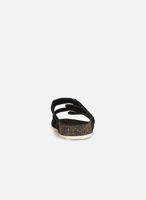 Sandales et nu-pieds Shoe the bear SHORE Noir vue droite