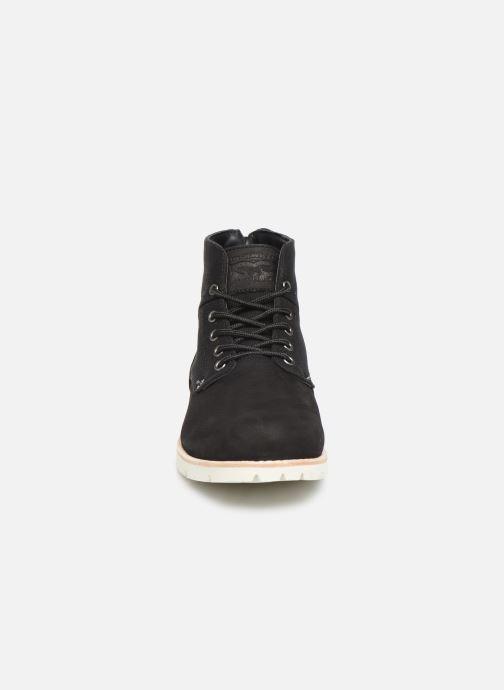 Stiefeletten & Boots Levi's JAX 2 schwarz schuhe getragen