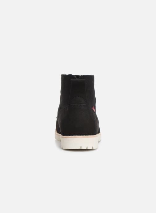Ankle boots Levi's JAX 2 Black view from the right