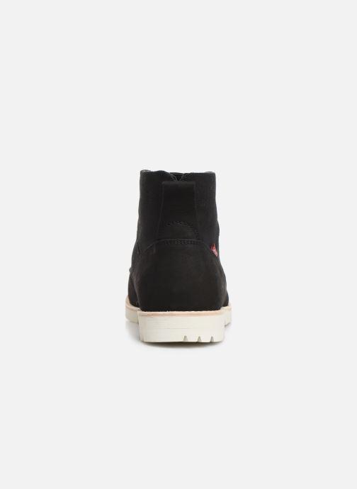 Boots en enkellaarsjes Levi's JAX 2 Zwart rechts