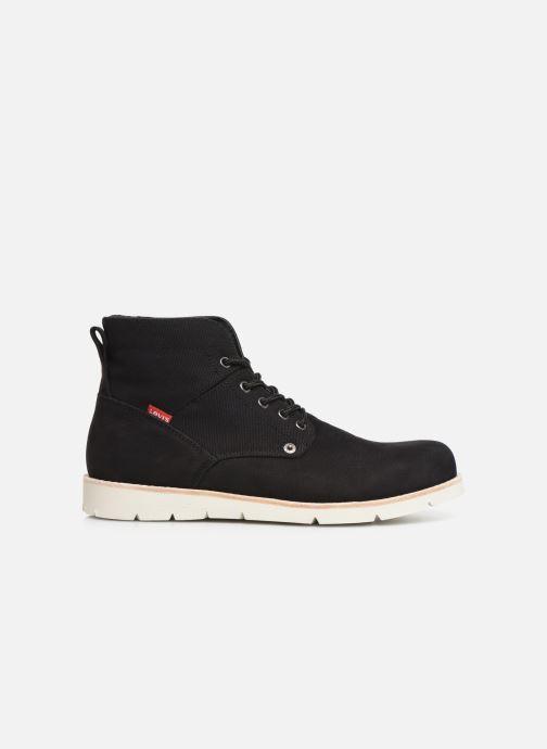 Boots en enkellaarsjes Levi's JAX 2 Zwart achterkant