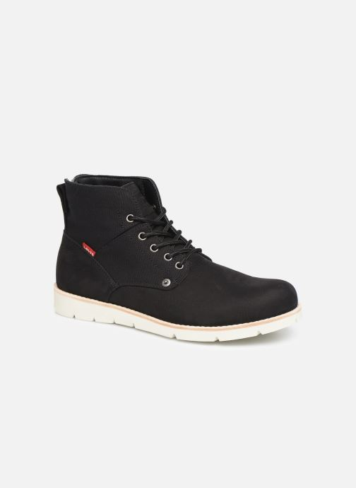Ankle boots Levi's JAX 2 Black detailed view/ Pair view