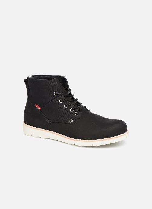 Boots en enkellaarsjes Levi's JAX 2 Zwart detail