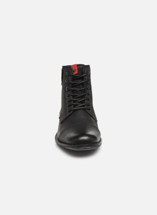 Ankelstøvler Levi's FOWLER 2 Sort se skoene på