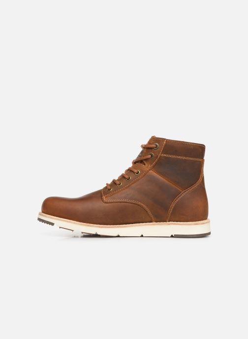 Bottines et boots Levi's JAX PLUS Marron vue face