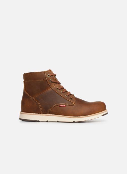 Boots en enkellaarsjes Levi's JAX PLUS Bruin achterkant