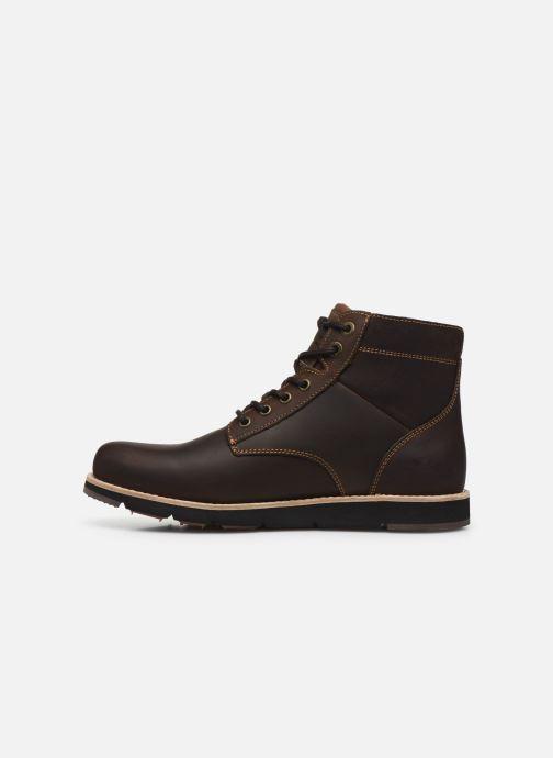 Stiefeletten & Boots Levi's JAX PLUS braun ansicht von vorne