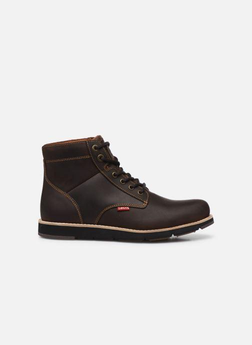 Stiefeletten & Boots Levi's JAX PLUS braun ansicht von hinten