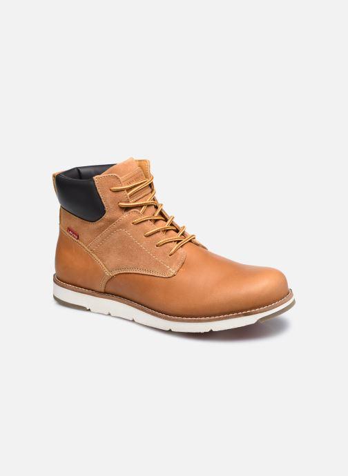 Bottines et boots Levi's JAX PLUS Marron vue détail/paire