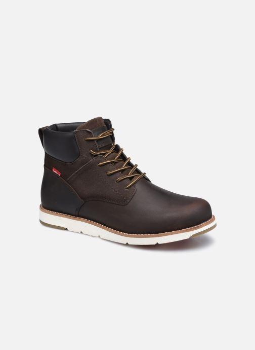 Stiefeletten & Boots Levi's JAX PLUS braun detaillierte ansicht/modell