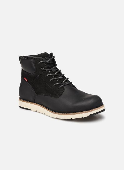 Bottines et boots Levi's JAX PLUS Noir vue détail/paire