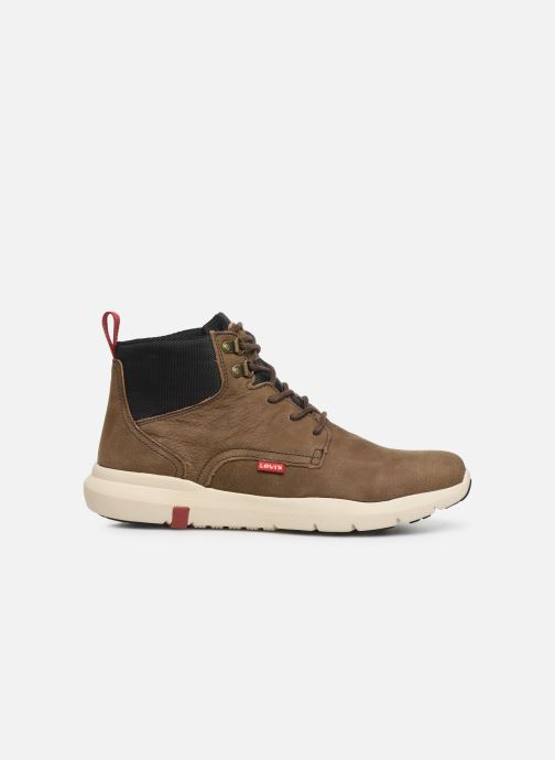 Sneakers Levi's ALPINE Bruin achterkant