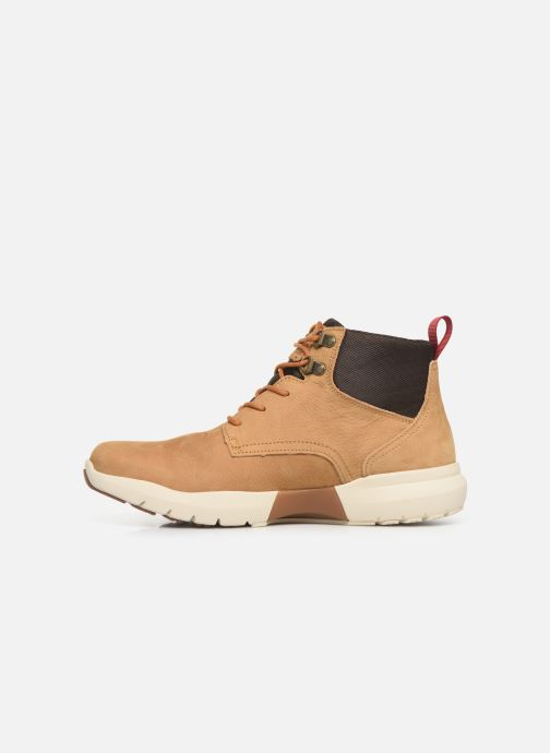 Sneakers Levi's ALPINE Bruin voorkant