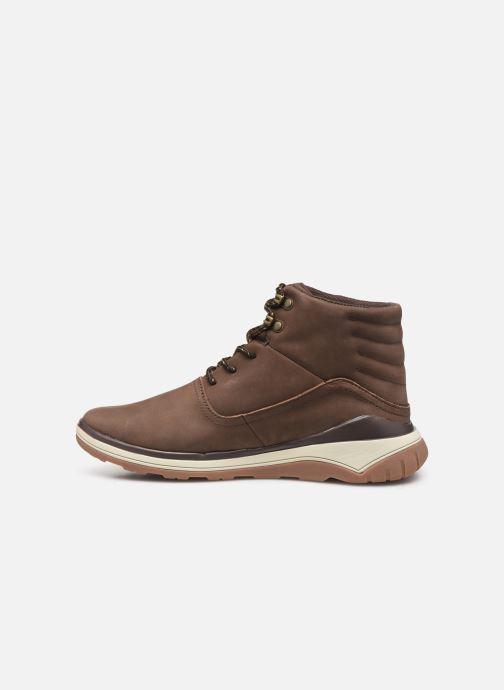 Bottines et boots Levi's PNSL01 Marron vue face