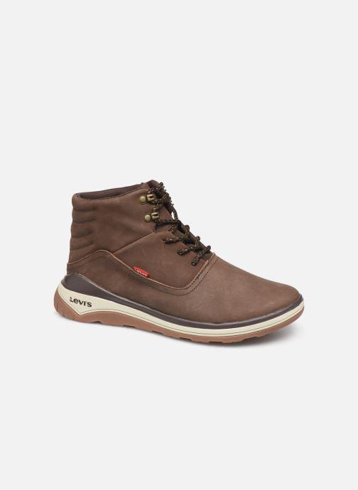 Bottines et boots Levi's PNSL01 Marron vue détail/paire