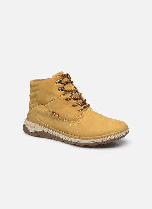 Stiefeletten & Boots Levi's PNSL01 braun detaillierte ansicht/modell