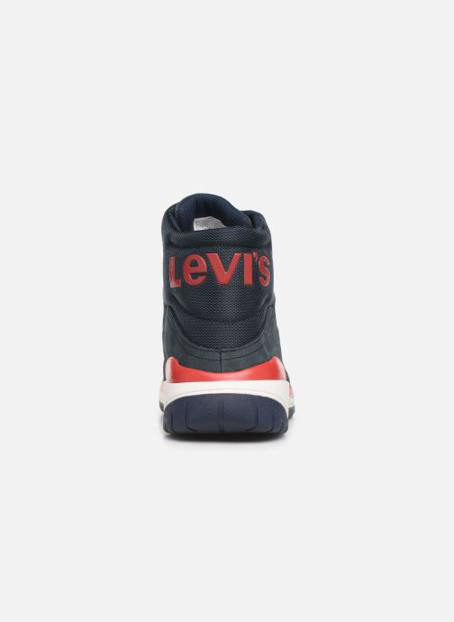Ankle boots Levi's PNSL02 Blue view from the right