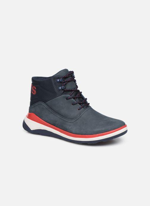 Bottines et boots Levi's PNSL02 Bleu vue détail/paire