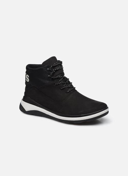 Bottines et boots Levi's PNSL02 Noir vue détail/paire