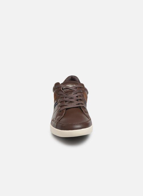 Baskets Levi's TURLOCK 2 Marron vue portées chaussures