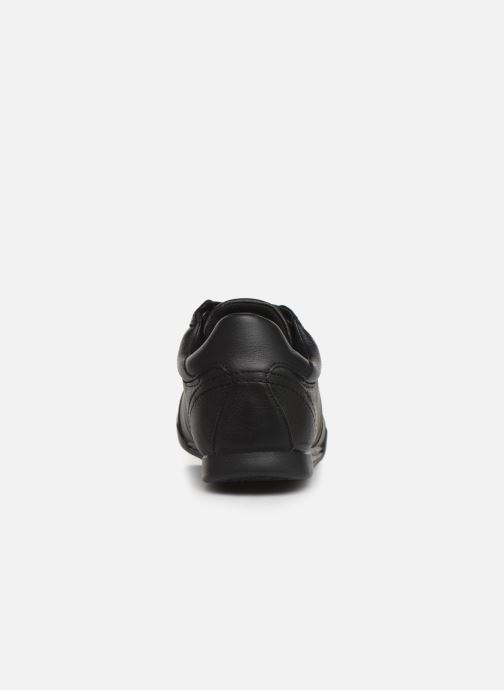 Sneakers Levi's TURLOCK 2 Zwart rechts