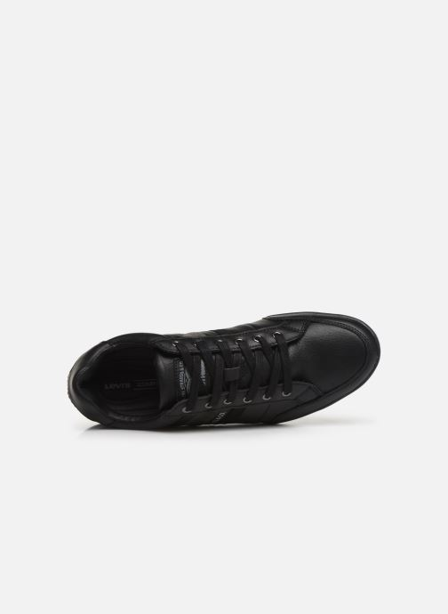 Sneakers Levi's TURLOCK 2 Zwart links